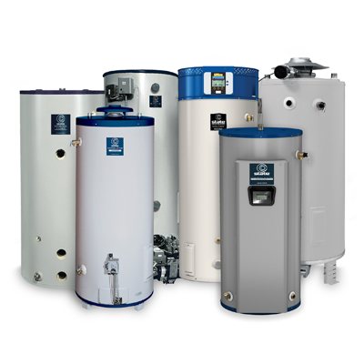 Water Heaters – State or AO Smith